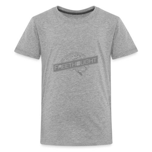 Freethought - Teenage Premium T-Shirt