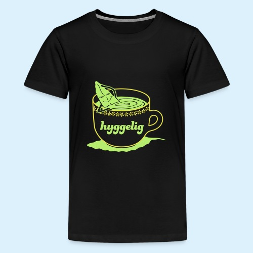 Hyggelig - Teenager Premium T-Shirt