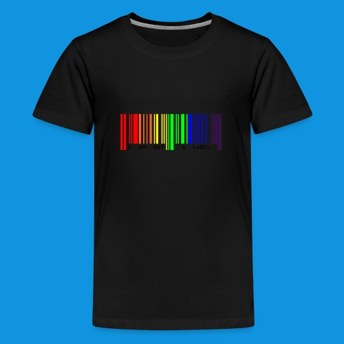 Not a Label - Teenage Premium T-Shirt