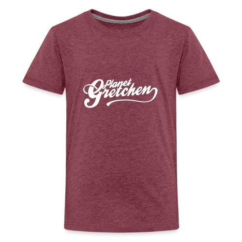 Planet Gretchen - Premium-T-shirt tonåring