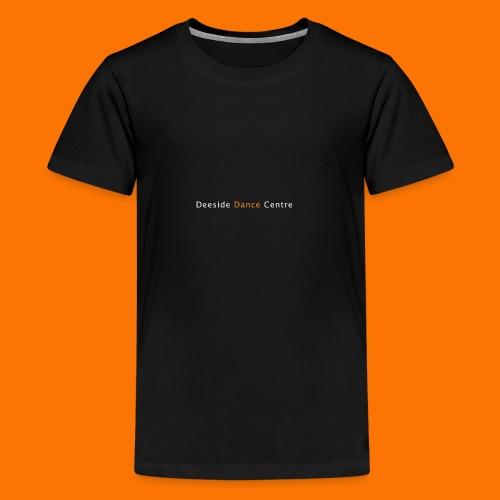DDC Logo 02 - Teenage Premium T-Shirt