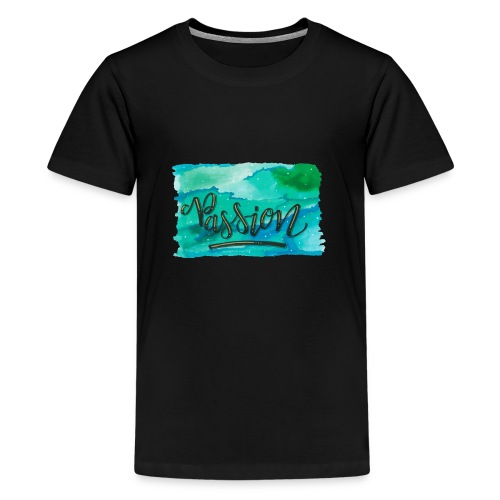 Passion - T-shirt Premium Ado