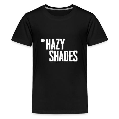 The Hazy Shades - Black T shirt - Teenage Premium T-Shirt