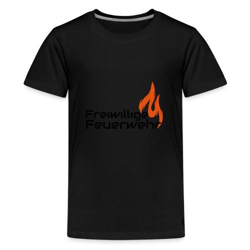 Freiwillige Feuerwehr - Teenager Premium T-Shirt