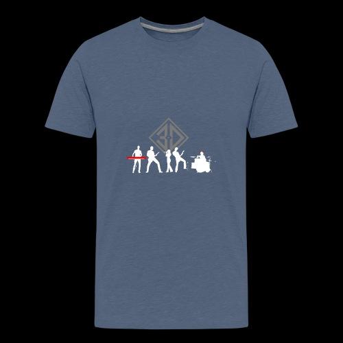 3D 2020 - T-shirt Premium Ado