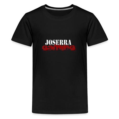 JoserraGaming Women - Camiseta premium adolescente