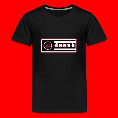 death patch - Teenage Premium T-Shirt