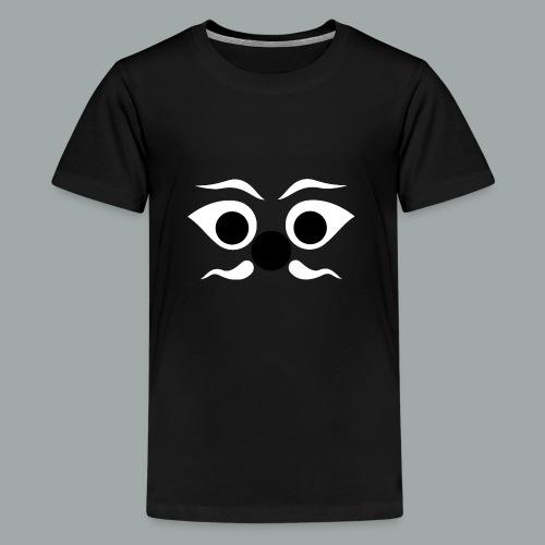 Voss Dr1 Face - Teenage Premium T-Shirt