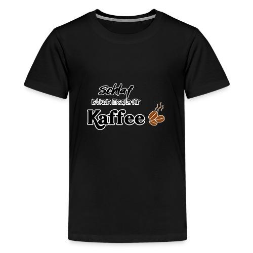 Schlafersatz - Teenager Premium T-Shirt