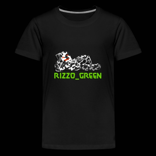 Rizzo Skin Shirt - Teenager Premium T-Shirt