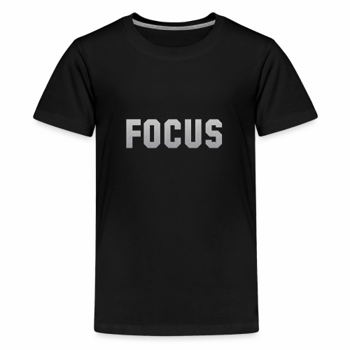 FOCUS - Teenage Premium T-Shirt