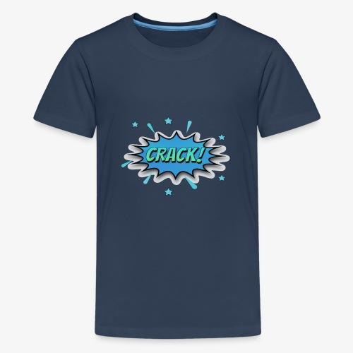 Dibujos Animados 01 - Camiseta premium adolescente
