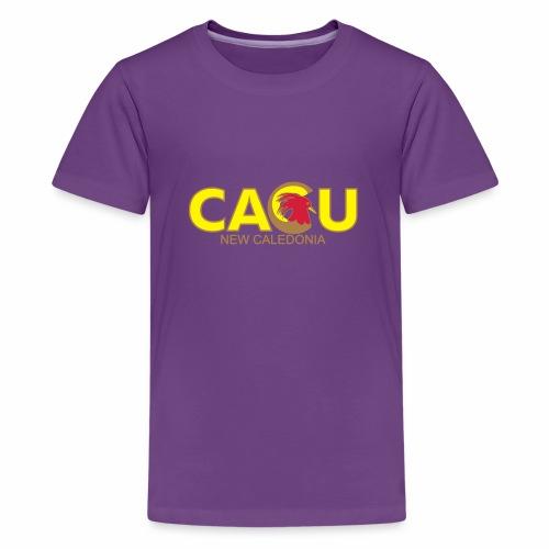 chem - T-shirt Premium Ado