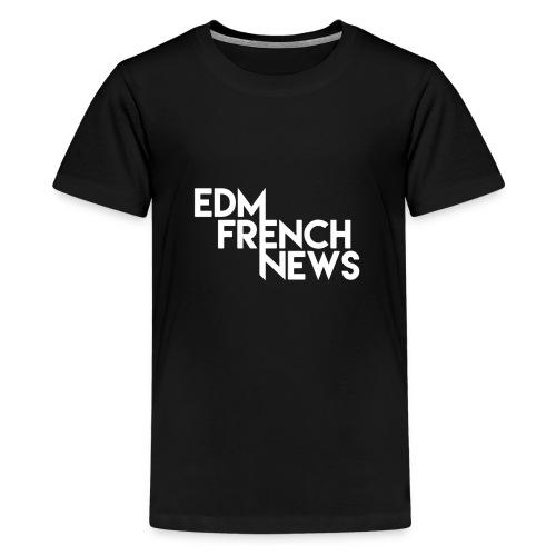 Casquette EFN - T-shirt Premium Ado