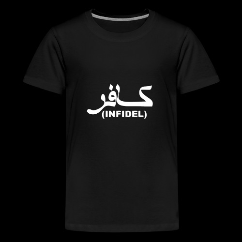 INFIDEL - Teenage Premium T-Shirt