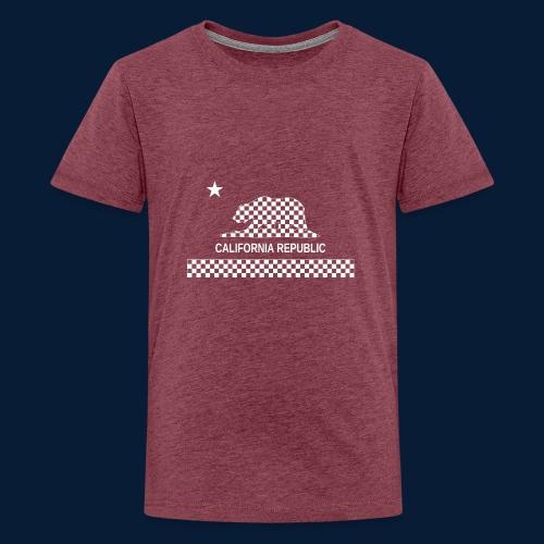 California Republic - Teenager Premium T-Shirt