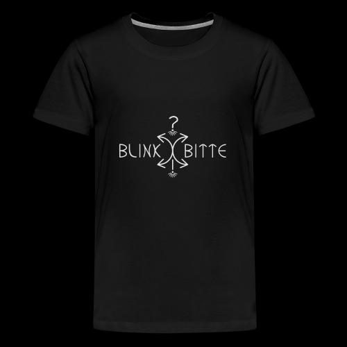 BLINKBITTE - Teenager Premium T-Shirt
