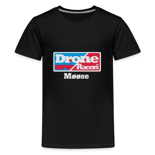 droneracers_logoose - Teenager Premium T-shirt