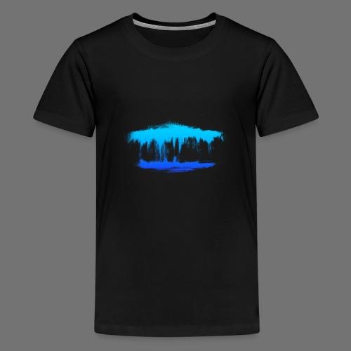 Wasserträume - Teenager Premium T-Shirt