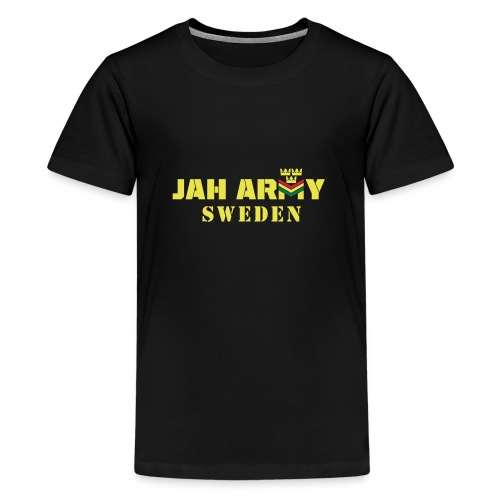 jaharmysw - Premium-T-shirt tonåring