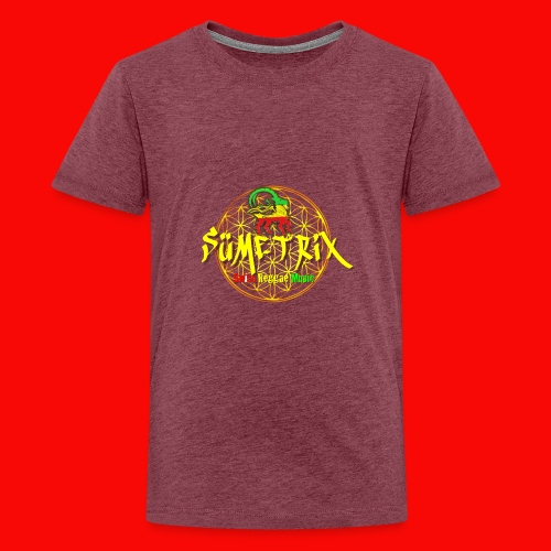 SÜEMTRIX FANSHOP - Teenager Premium T-Shirt