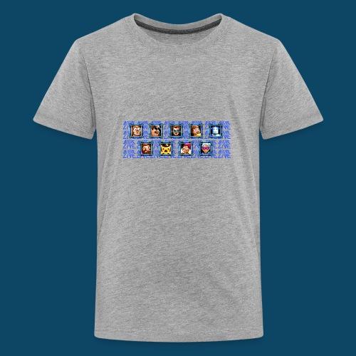 Benzaie LIVE - MUG - T-shirt Premium Ado
