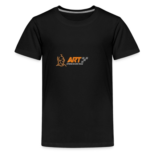 ART Logo klein - Teenager Premium T-Shirt