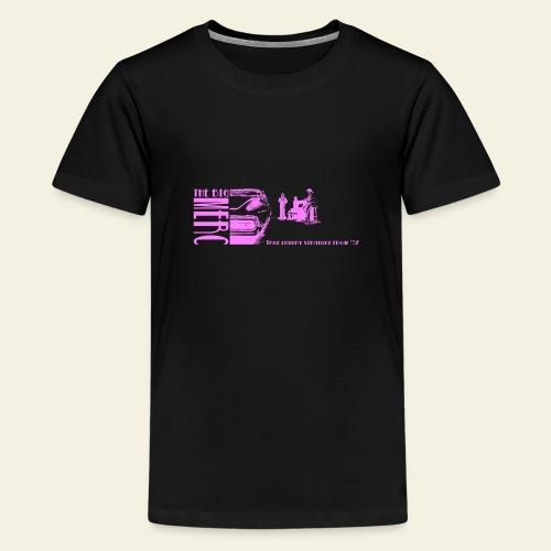 merc pink - Teenager premium T-shirt
