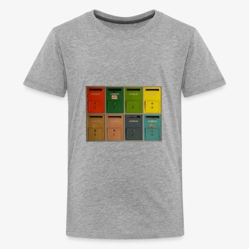 Briefkasten - Teenager Premium T-Shirt