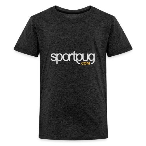 SportPug.com - Teinien premium t-paita