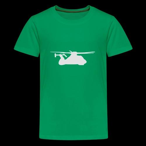 Comanche 2 - Teenager Premium T-Shirt