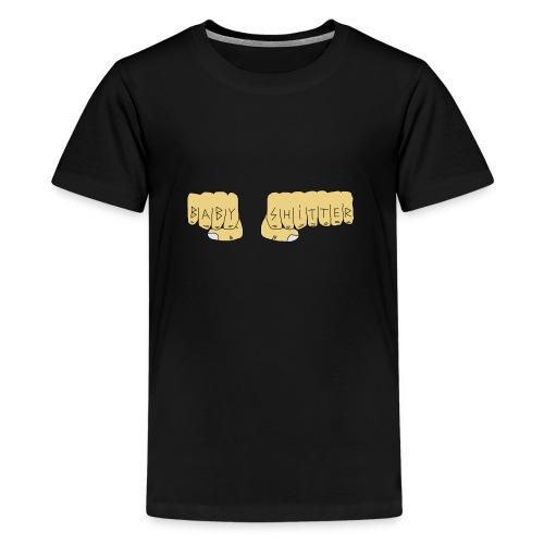 Babyshitter Faust Tattoo - Teenager Premium T-Shirt