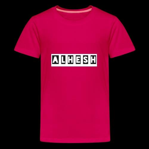 04131CD3 20A7 475D 94E9 CD80DF3D1589 - Teenager Premium T-Shirt