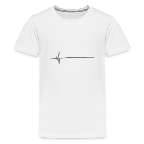 Flatline - Teenage Premium T-Shirt