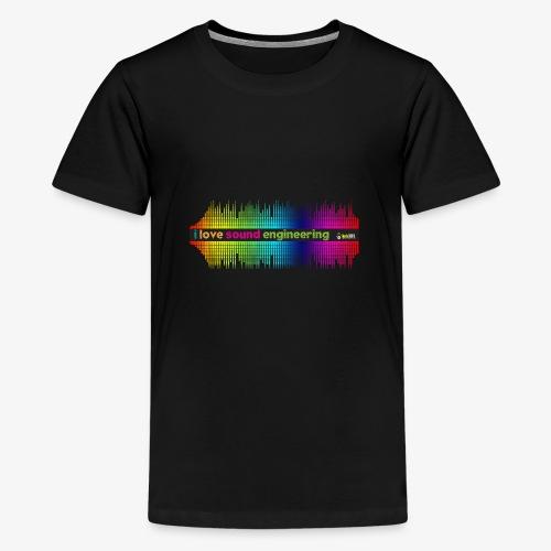 Mix 002 - Camiseta premium adolescente