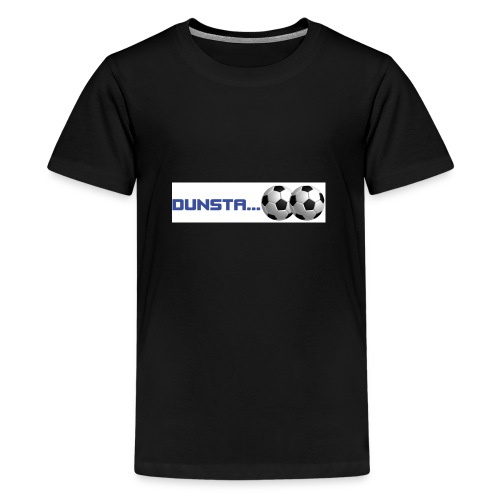 dunstaballs - Teenage Premium T-Shirt