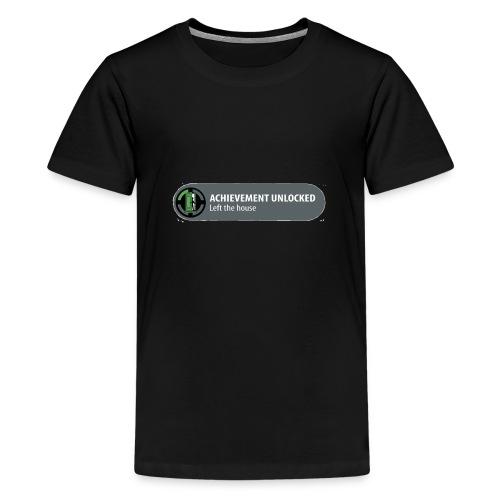 Achievement - Teenager Premium T-shirt