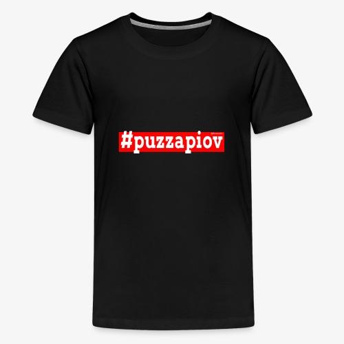 Puzza Piov - Maglietta Premium per ragazzi