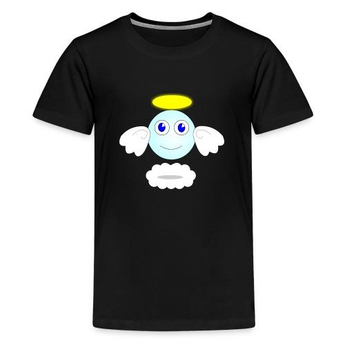 puff logo - Maglietta Premium per ragazzi