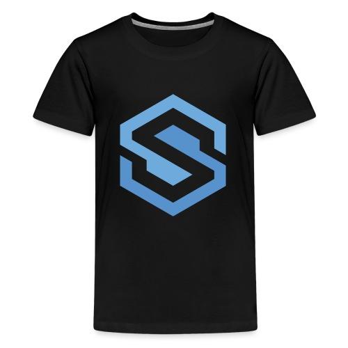 safecoin mark - Teenage Premium T-Shirt