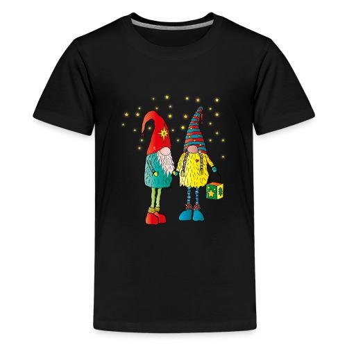 Weihnachtswichteln - Teenager Premium T-Shirt