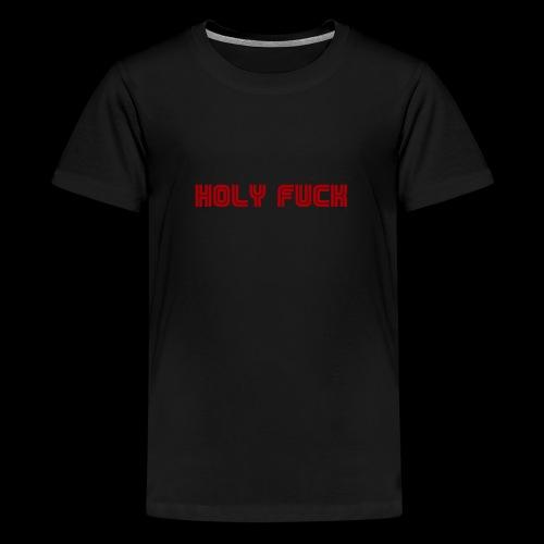 HOLY FUCK - Maglietta Premium per ragazzi