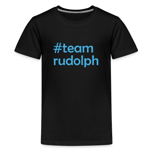 # team rudolph - Christmas & Weihnachts Design - Teenager Premium T-Shirt