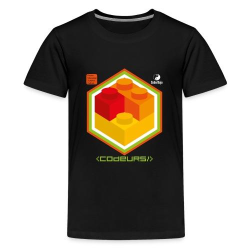Esprit Brickodeurs - T-shirt Premium Ado