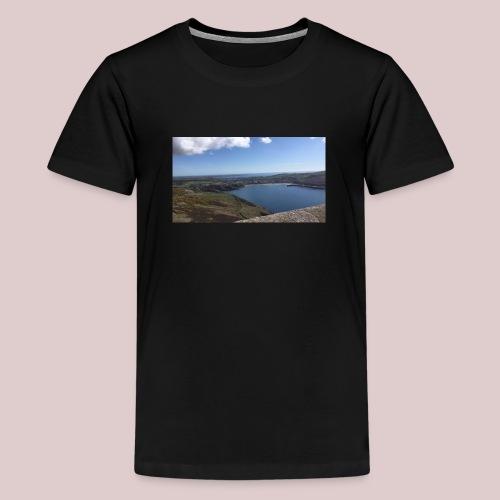 Port Erin - Teenage Premium T-Shirt