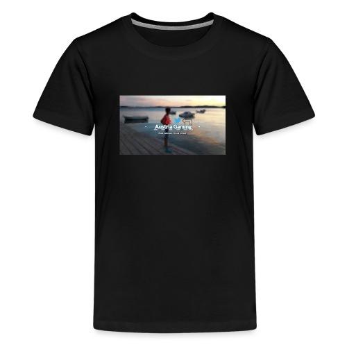 AustriaGAming - Teenager Premium T-Shirt