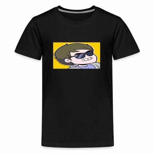 itzleandro shirt - Teenager Premium T-shirt