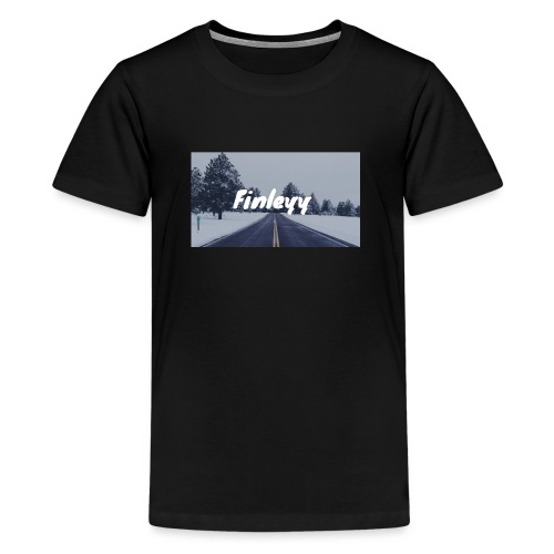 Finleyy - Teenage Premium T-Shirt