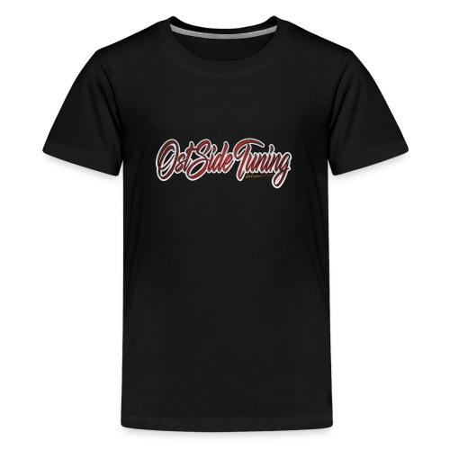 Ostsidetuning 2.0 - Teenager Premium T-Shirt