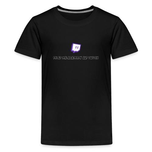 Die Werbungs Kollektion - Teenager Premium T-Shirt